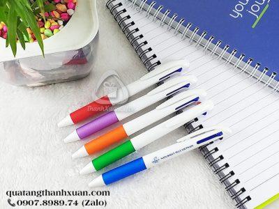 Bút Bi Nhựa 3 Ngòi Quảng Cáo - SG3132