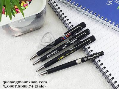 Bút Bi Nhựa Quảng Cáo Ngòi Bấm - BP2013E