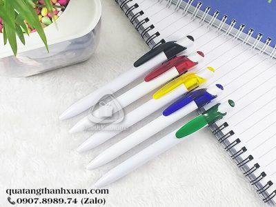 Bút Bi Nhựa Quảng Cáo Ngòi Bấm - BP3947