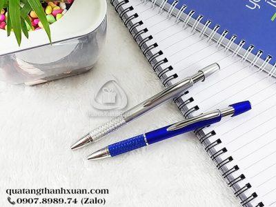 Bút Nhựa Xi Quảng Cáo Ngòi Bấm - BP0809D