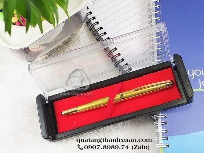 Hộp Đựng Bút Mica Trong Form To - H401