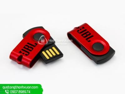 USB Mini Kiểu Xoay Thân Kim Loại - UMN03